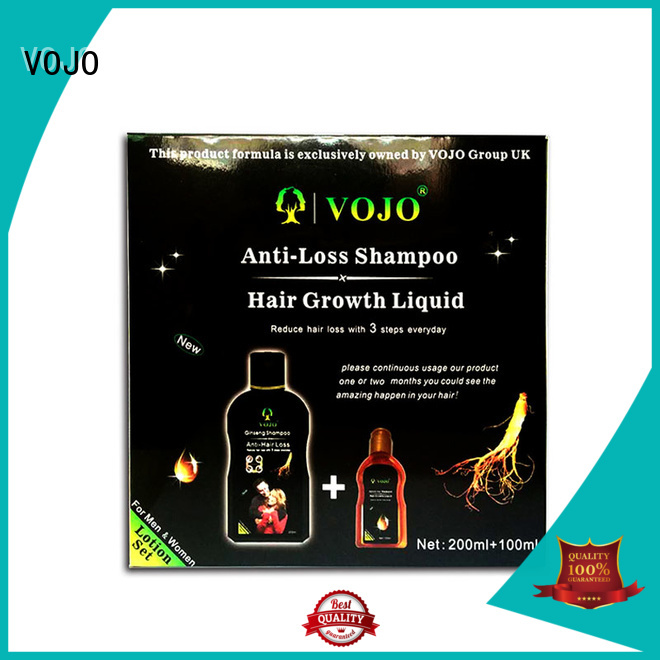 New anti hair loss shampoo extracts Suppliers for adult