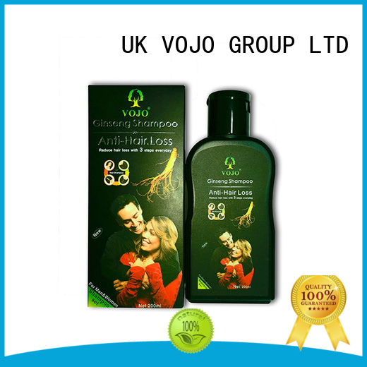 VOJO liquid anti hair fall shampoo for sale for man
