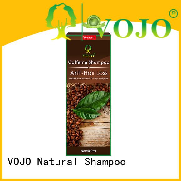 VOJO scalp hair growth shampoo for sale for salon