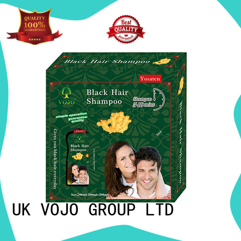 VOJO Top hair dye shampoo suppliers for man