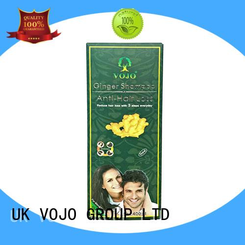 VOJO Custom anti hair loss shampoo suppliers for man