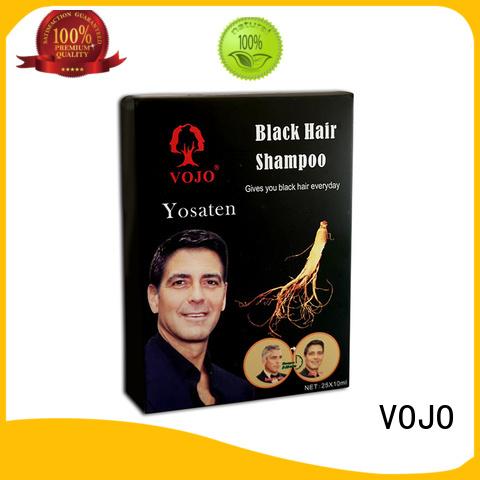 Custom beard dye shampoo mins manufacturers for man
