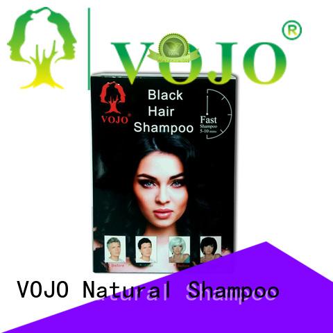 VOJO salon hair colour shampoo for business for woman