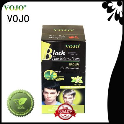 VOJO cover beard dye shampoo supply for woman