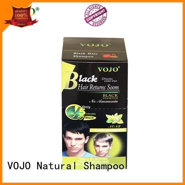 Custom hair dye shampoo minutes for sale for woman
