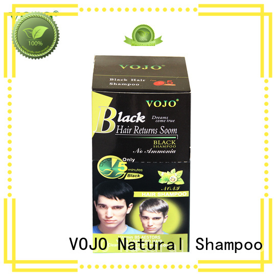 VOJO brands beard dye shampoo manufacturers for salon