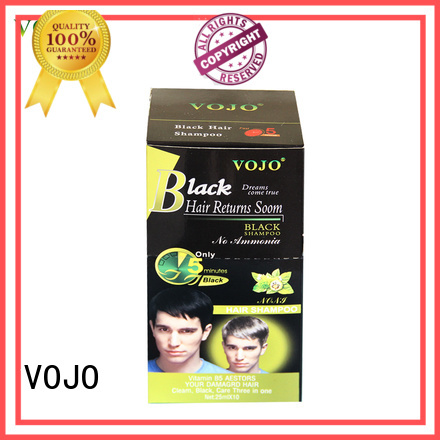VOJO healthy hair colour shampoo manufacturers for girls
