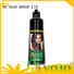 Wholesale hair dye shampoo dyemustacle supply for adult