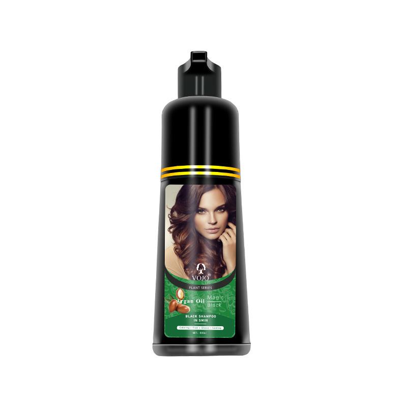 VOJO Argain Oil Hair Dye Shampoo