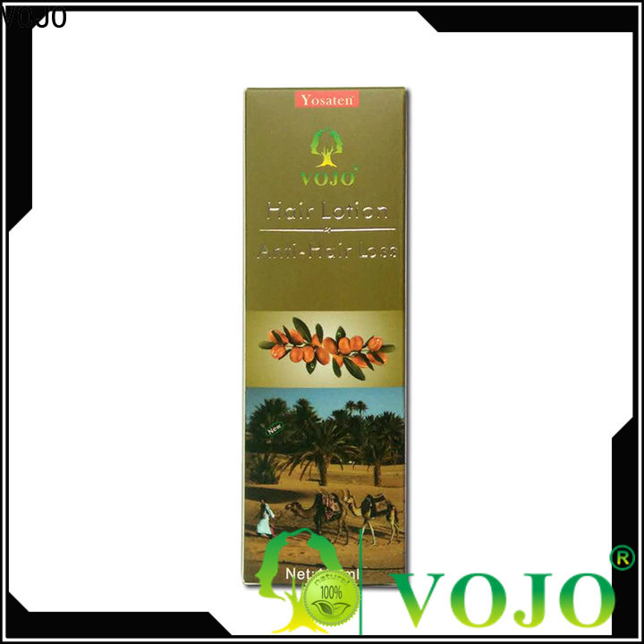 VOJO oil anti hair loss shampoo manufacturers for adult