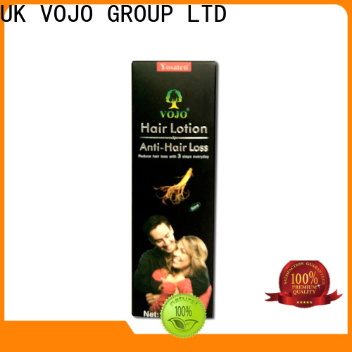 VOJO stimulating anti hair fall shampoo suppliers for adult