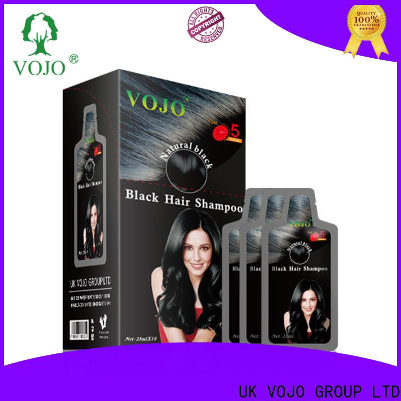 VOJO coverage hair colour shampoo manufacturers for salon