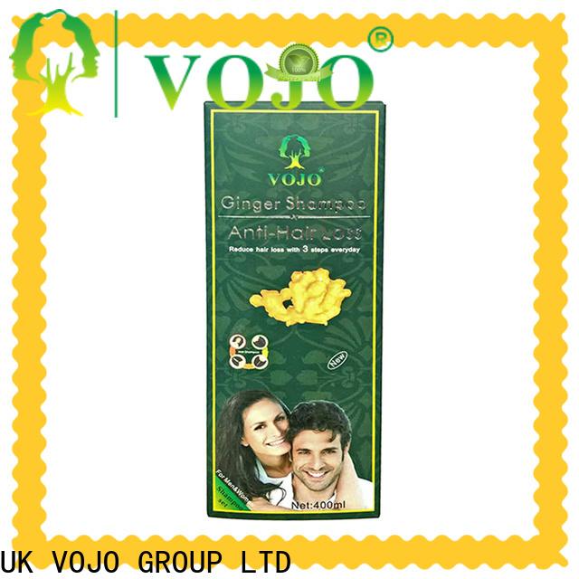 VOJO Best anti hair loss shampoo for business for girls