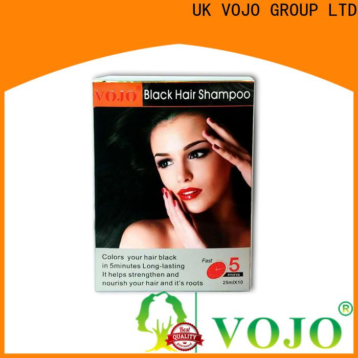 VOJO semi beard dye shampoo manufacturers for salon
