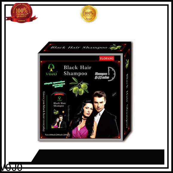 New hair colour shampoo permanent factory for man