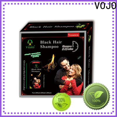 VOJO long beard dye shampoo manufacturers for woman