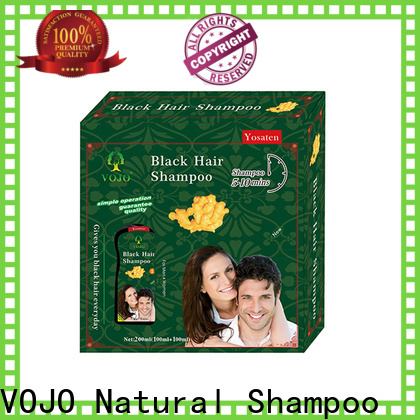 High-quality hair colour shampoo gery manufacturers for adult