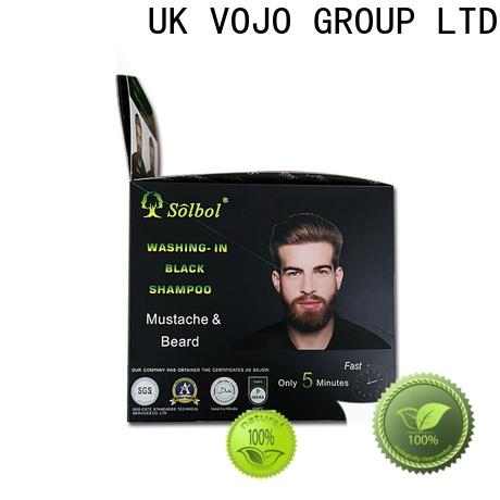 Wholesale beard dye shampoo beard for sale for adult