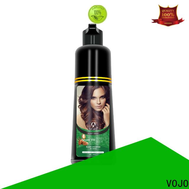 VOJO hair hair colour shampoo suppliers for man