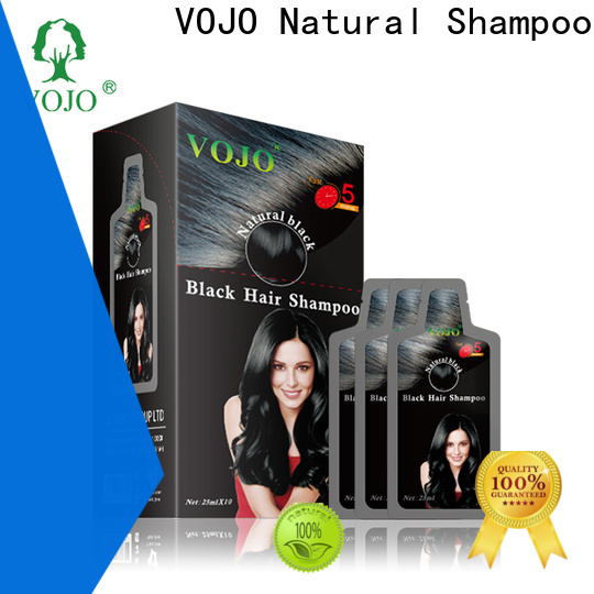 VOJO Top hair dye shampoo suppliers for adult