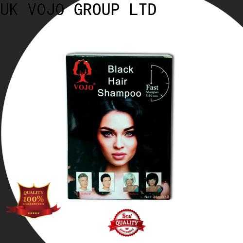 VOJO Wholesale hair colour shampoo suppliers for man