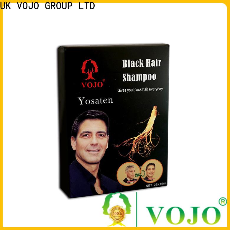 VOJO High-quality beard dye shampoo for sale for salon