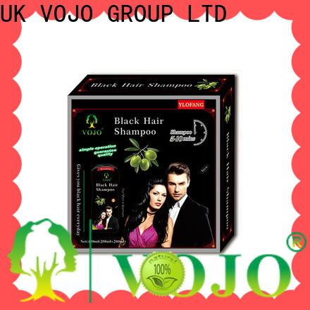VOJO Top hair dye shampoo supply for salon