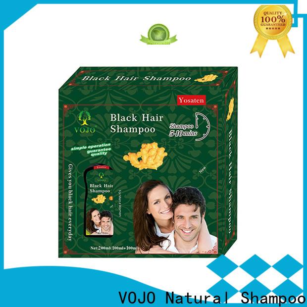 VOJO Latest hair colour shampoo factory for salon
