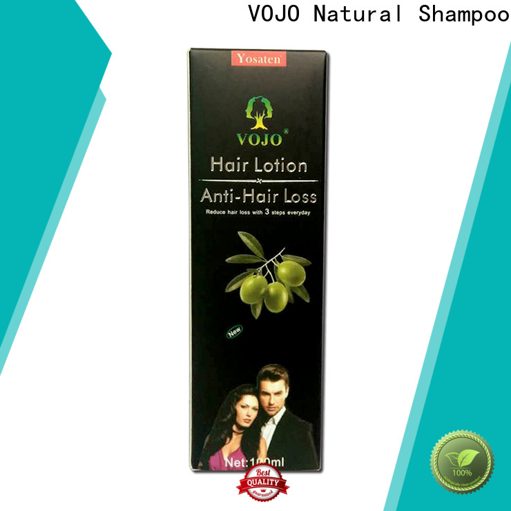 VOJO High-quality hair growth shampoo manufacturers for woman