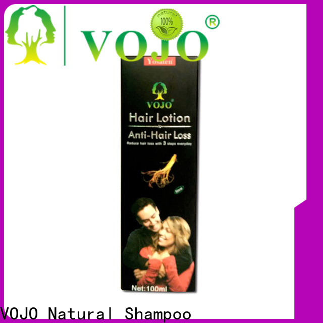 VOJO dubai hair growth shampoo factory for salon