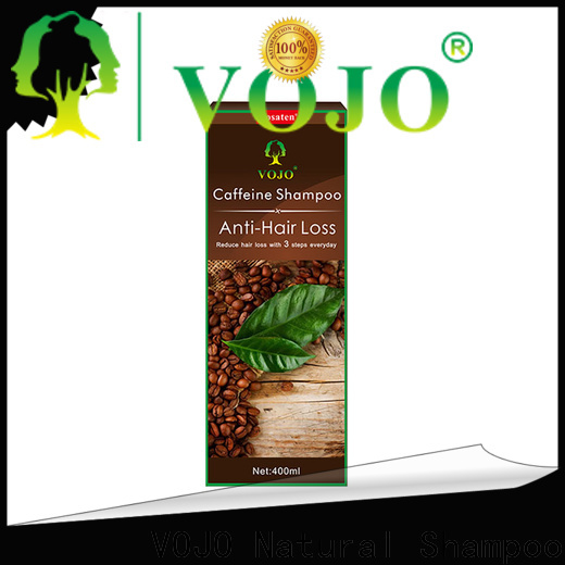 VOJO Top anti hair fall shampoo for sale for adult