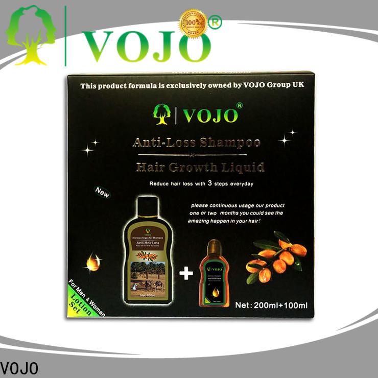 VOJO Latest hair growth shampoo manufacturers for salon