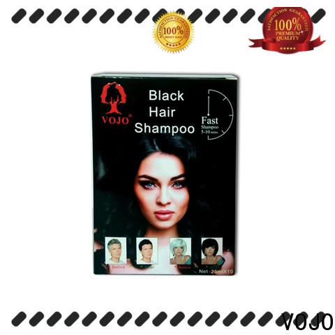 VOJO Wholesale hair dye shampoo suppliers for girls