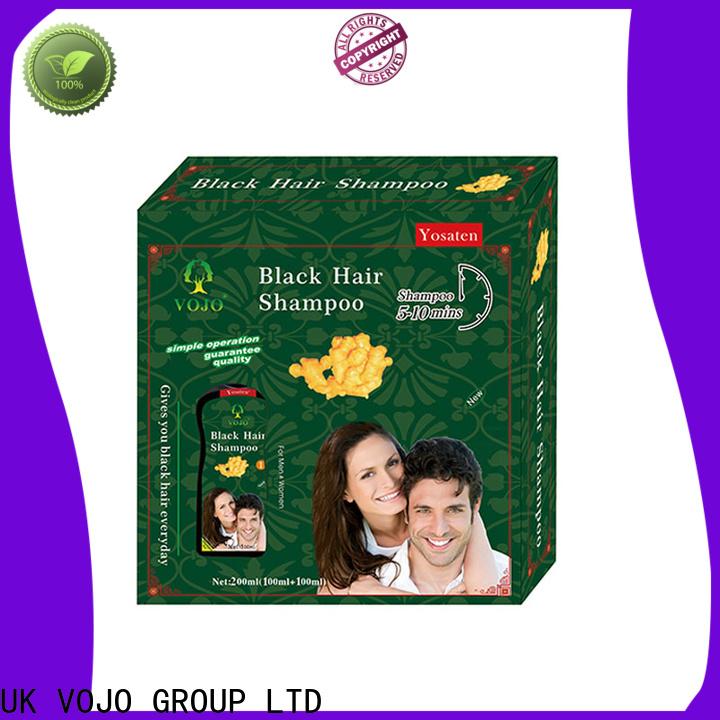 Custom hair dye shampoo popular for sale for girls
