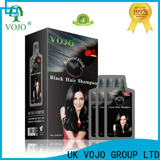 VOJO Custom hair colour shampoo for sale for salon