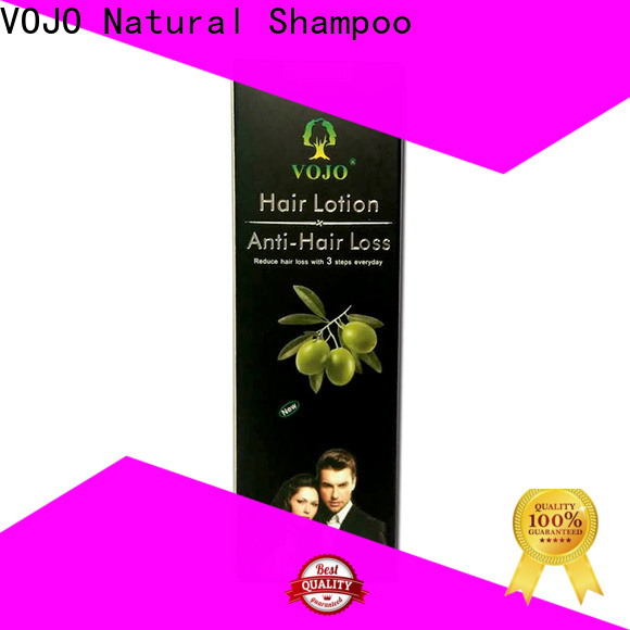 VOJO Wholesale hair growth shampoo supply for woman