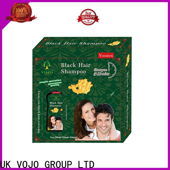 Custom hair colour shampoo brand manufacturers for adult