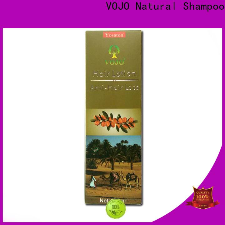 Wholesale anti hair loss shampoo argan suppliers for man