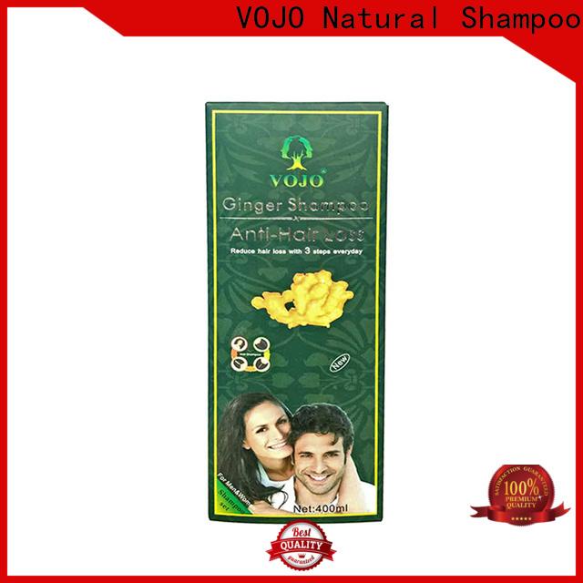 Wholesale anti hair loss shampoo easy company for adult