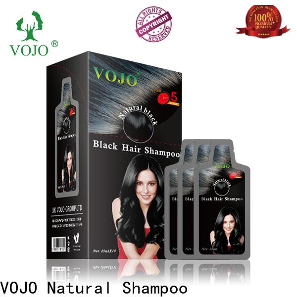 VOJO Wholesale hair dye shampoo company for woman