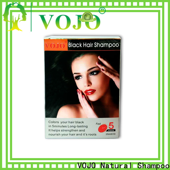 VOJO Best hair colour shampoo manufacturers for adult