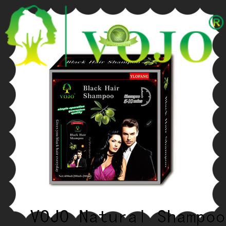 VOJO Latest hair dye shampoo for sale for woman