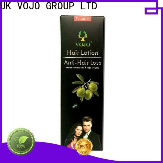 VOJO natural anti hair fall shampoo for sale for adult