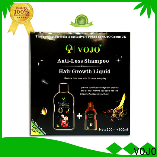 New anti hair fall shampoo private factory for salon