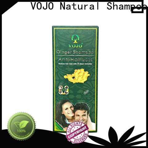 VOJO Custom hair growth shampoo manufacturers for girls