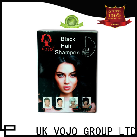 VOJO Best hair colour shampoo company for adult