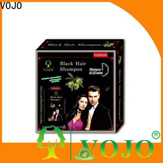 VOJO dye hair dye shampoo suppliers for woman