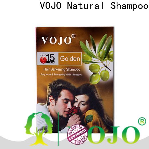 New beard dye shampoo against manufacturers for salon