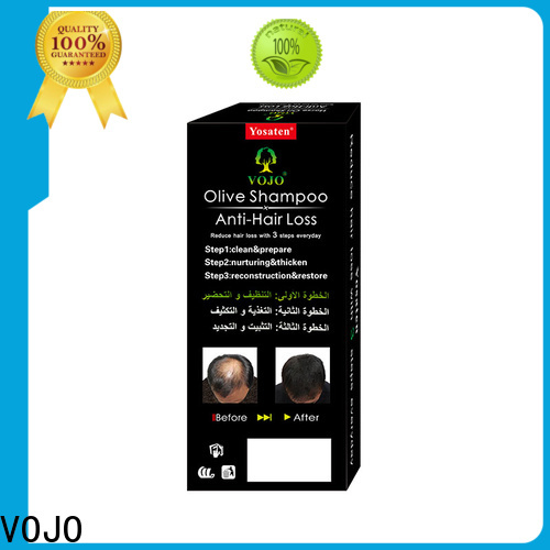 VOJO sulfate anti hair fall shampoo suppliers for adult