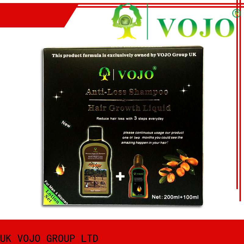 VOJO biotin hair growth shampoo manufacturers for girls